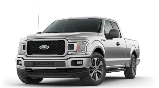 2019 Ford F-150 STX XL 4WD SuperCab 6.5 Box